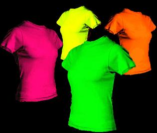 For the Love of Neon T-Shirts | The Adair Group