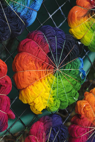 the process of tie and dye The science of tie-dye the science of tie-dye the science of tie-dye here are the secrets to inexpensive tie-dye shirts with the most amazing, mind-blowing colors and designs you've ever.