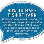 10 Fun Things to Make from Cheap T Shirts