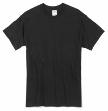 Black| Adult T-Shirt