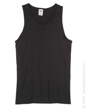 Black| Adult Tank Top