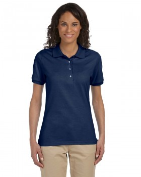 Navy | Womens Polo Shirt
