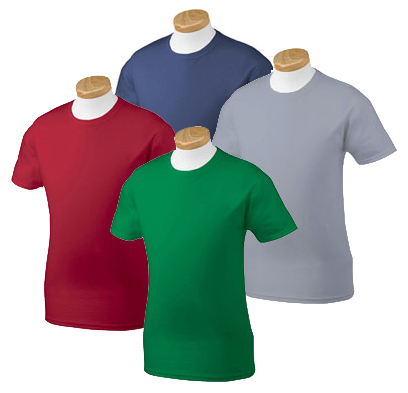 Softstyle Adult T-Shirt (Assorted Colors)