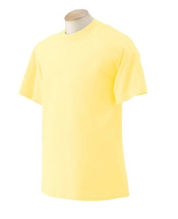 Adult T-Shirt - Citrus Yellow