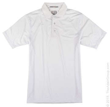 Adult Performance Polo - White