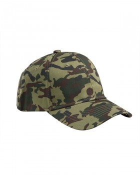Forest Camo| Structured Cap