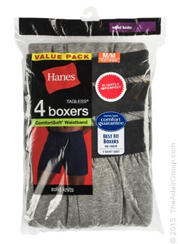 Assorted Colors| Adult Boxers