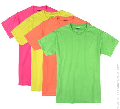Assorted Neon| Adult Pigment Dye
