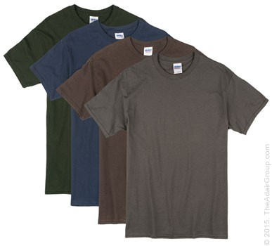 Dark Colors| Adult T-Shirt