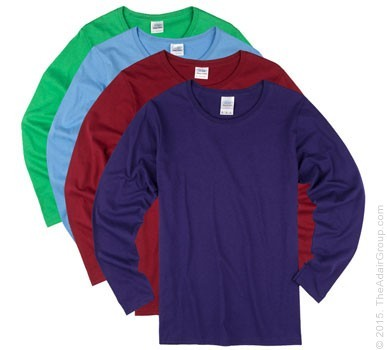 Assorted Colors| Women Long Sleeve T