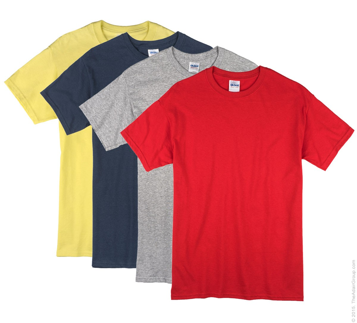Short Sleeve T-Shirts in Bulk at Cheap Wholesale Prices