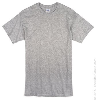 Sport Grey| Adult T-Shirt