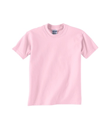 Kids T-Shirt - Light Pink