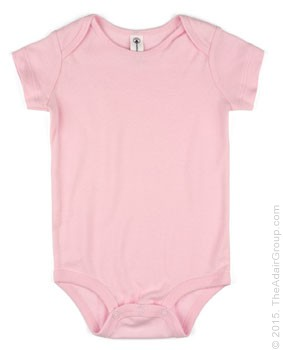 Soft Pink| Infant Onesie