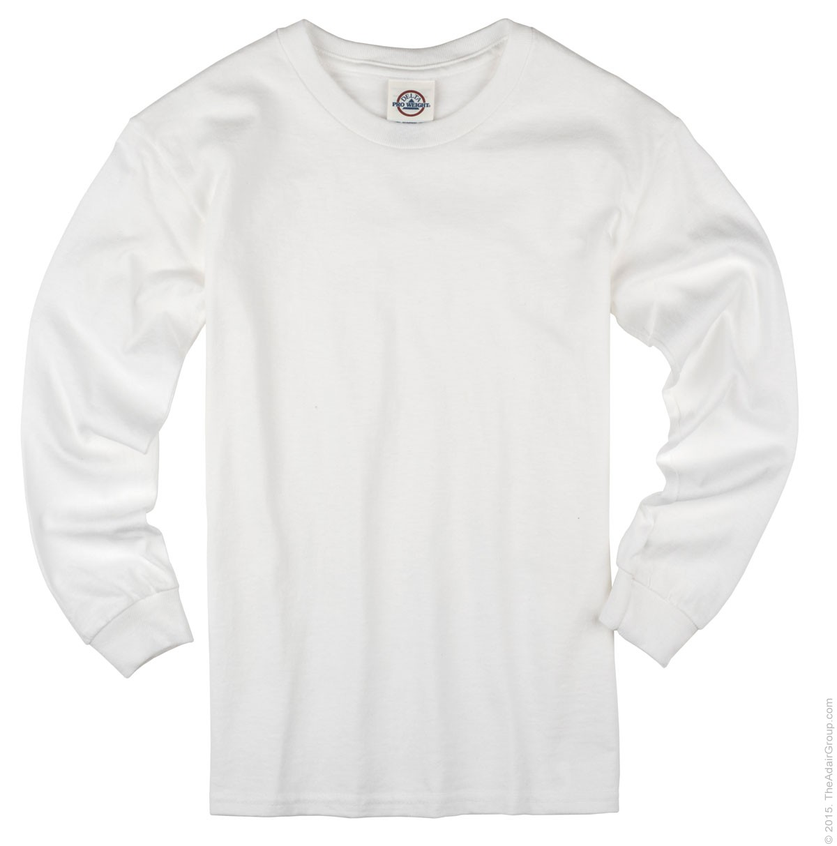 Pics for white long sleeve shirt for Mens long sleeve white t shirt