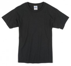 Black| Kids T-Shirt