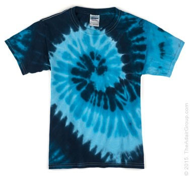 Blue Ocean| Kids Tie Dye T-Shirt