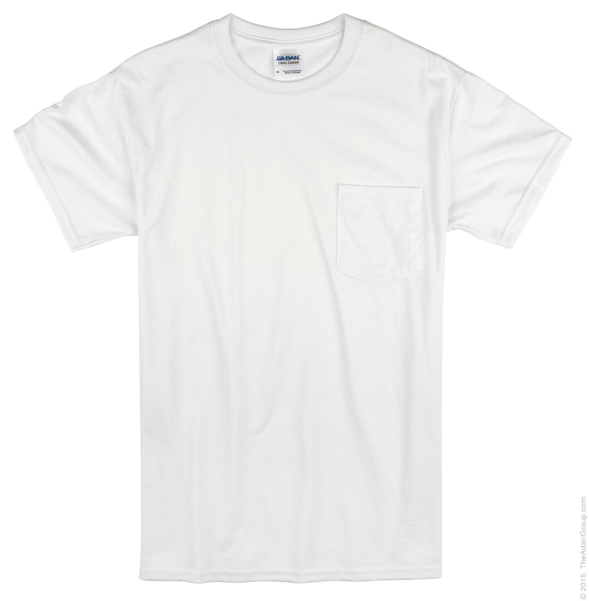 White Pocket T Shirt T...