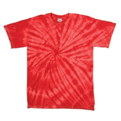 Red Cyclone - Adult T-Shirt