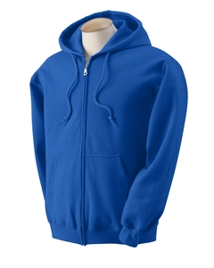 Adult Zipper Hood - Royal