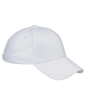 White| Low Profile Cap