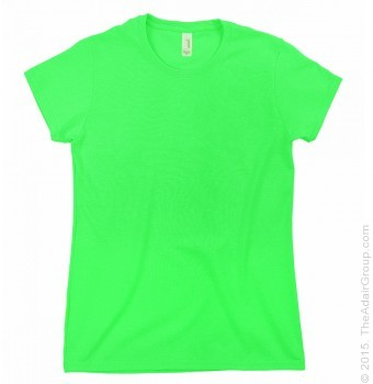 Wholesale t shirts for women cheap prices adair for Bulk neon t shirts