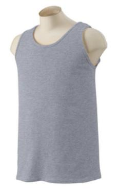 Adult Tank Top - Heather Grey
