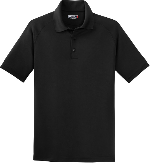 Adult Performance Polo - Black