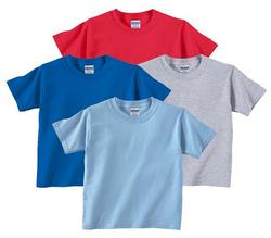 Toddler T-Shirt - Assorted Colors