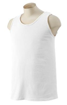 Adult Tank Top - White