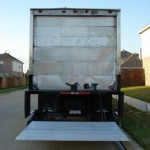 What is a Lift Gate Delivery Service?