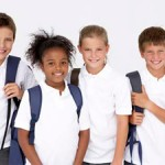Kids Polos Shirts for School Uniforms