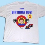 Birthday T-Shirts Are Easy and Fun!