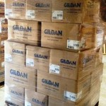 How many bulk wholesale t-shirts fit on a pallet?