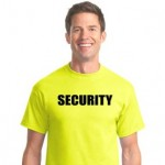 Safety Green T-Shirts Keep You Safe