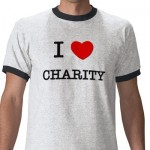 Giving Back Through Charity T-Shirts