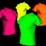 For the Love of Neon T-Shirts