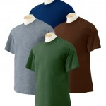 What Are Ring-Spun Cotton T-Shirts?