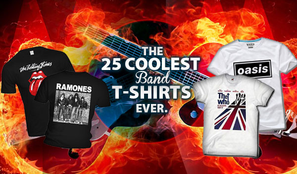 65a0977db70f9 The 25 Coolest Band T-Shirts Ever