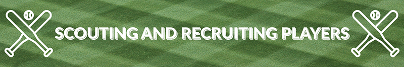 souting and recruiting players