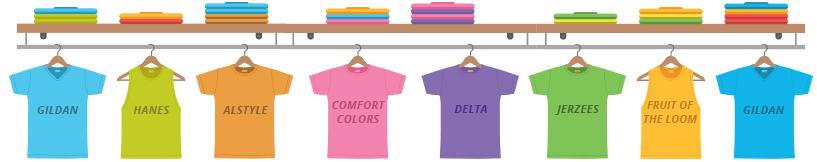 wholesale t-shirt brands divider graphic