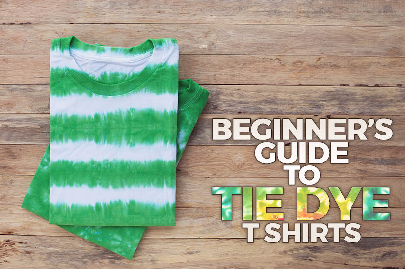Beginner's Guide to Tie Dye T Shirts