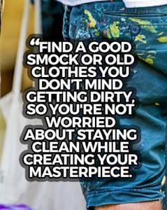 Find a good smock