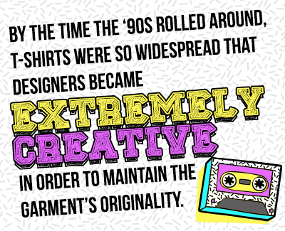 90s shirt quote