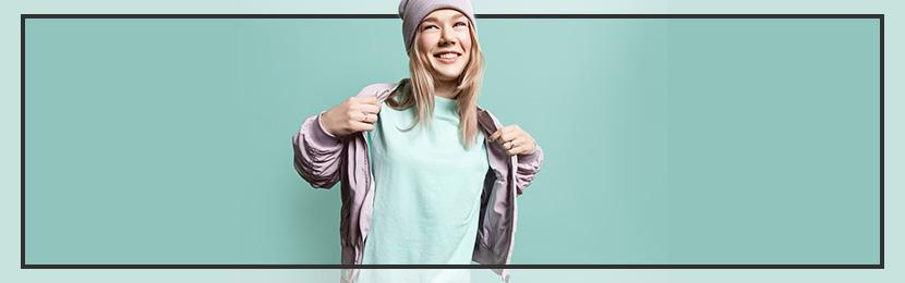 blank sweatshirt fashion