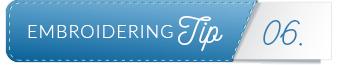 embroidering tip divider 6