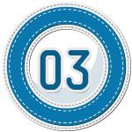 stitched number divider 3