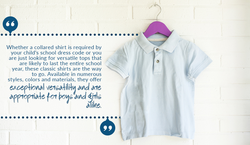 collared shirt quote