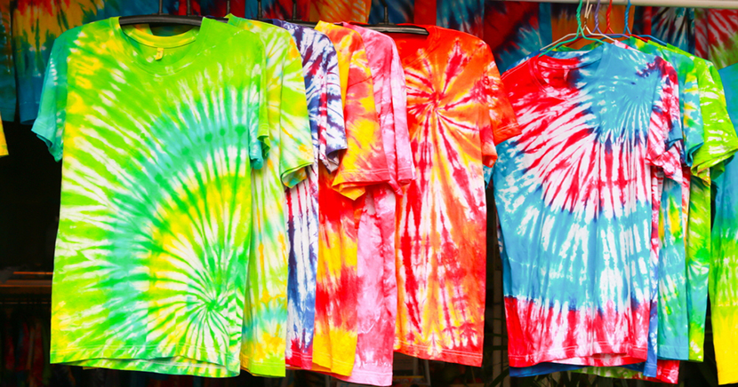 The Entire History of the Tie-Dye Shirt (UPDATED: July 2020) | The Adair Group