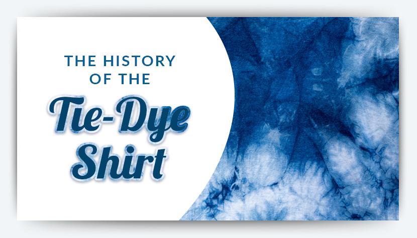 history tie dye shirt